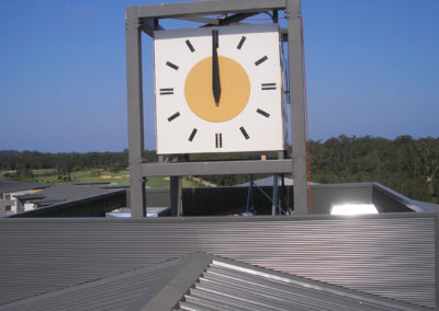 Kooindah Waters Tower Clock