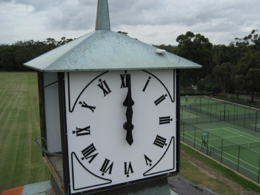 Kings School Tower Clock