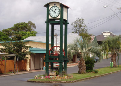 Bowraville Town Clock